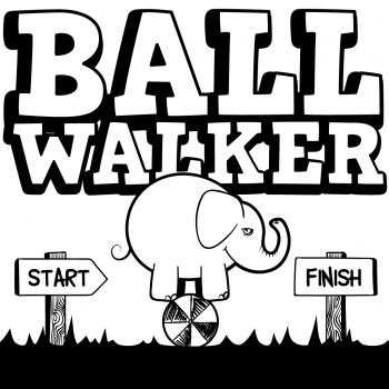 Ball Walker, Game by KENYONB