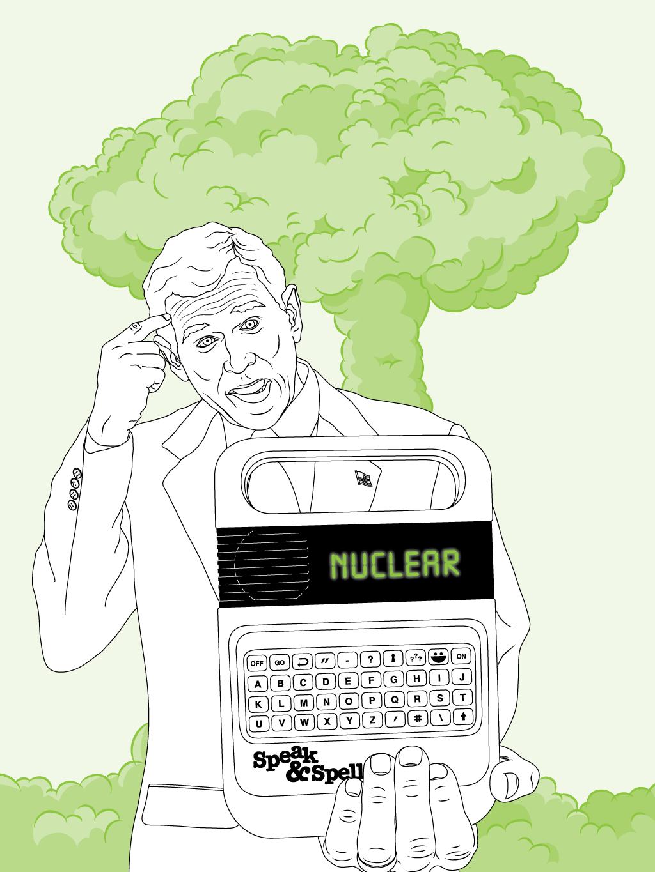 Nookular green