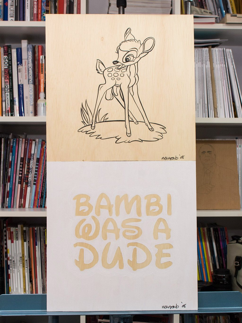 Bambi Was A Dude