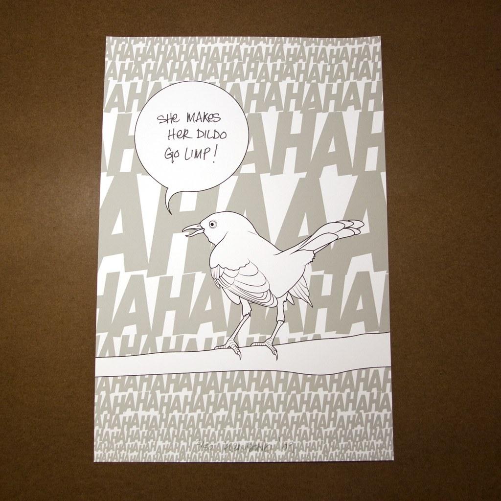 Mockingbird print #2