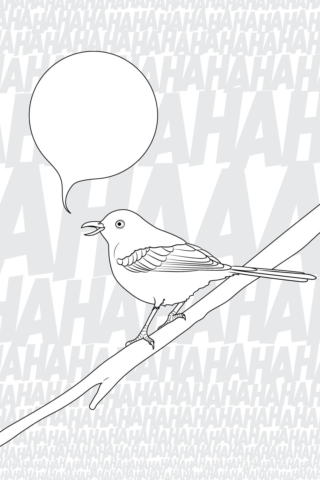 Mockingbird #2