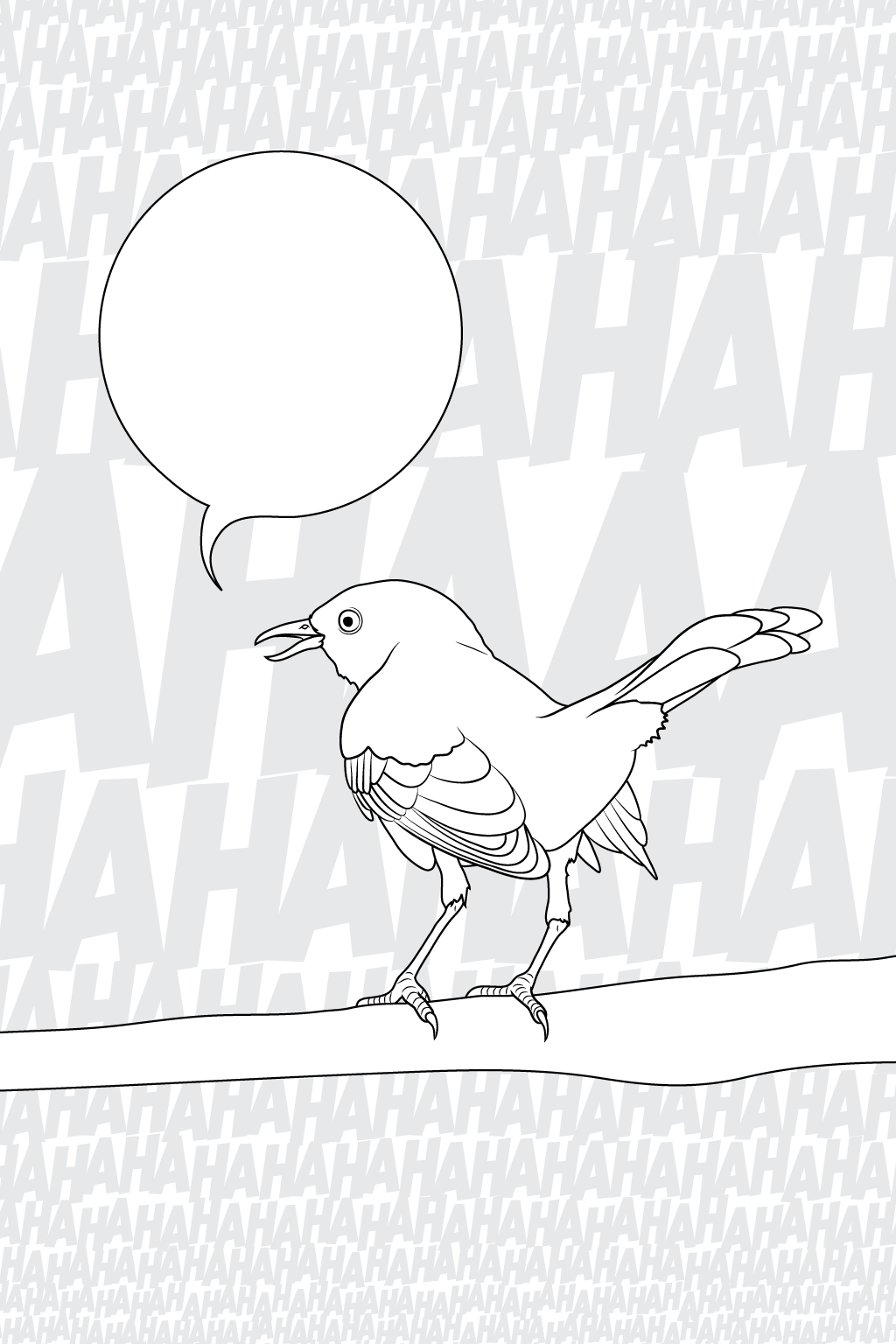 Mockingbird #3