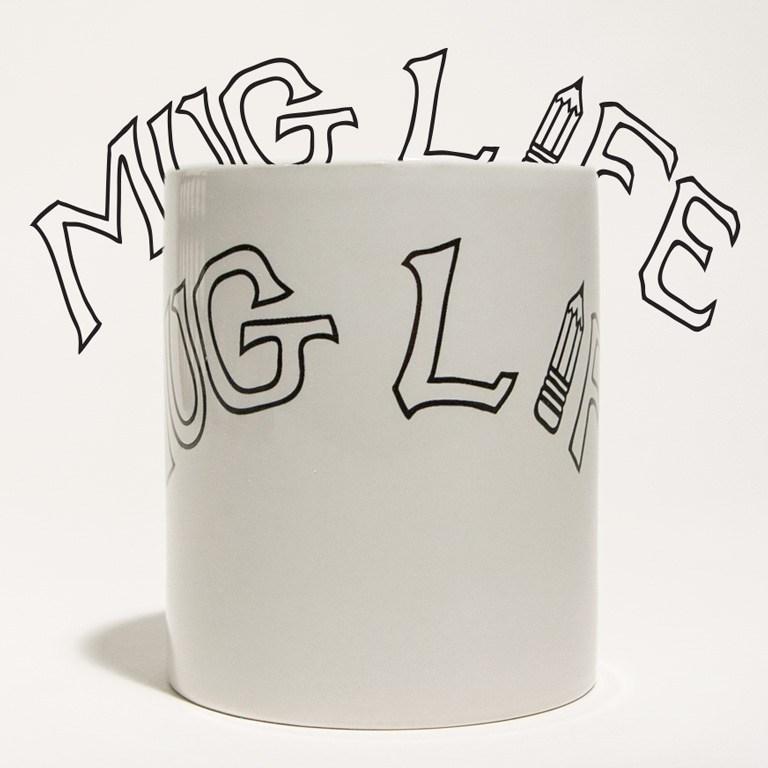 Mug Life, Thug Life, Tupac, Tupac Shakur, gangsta, mug, 9 to 5, cubicle, Michael Bolton, Office Space, gin n java