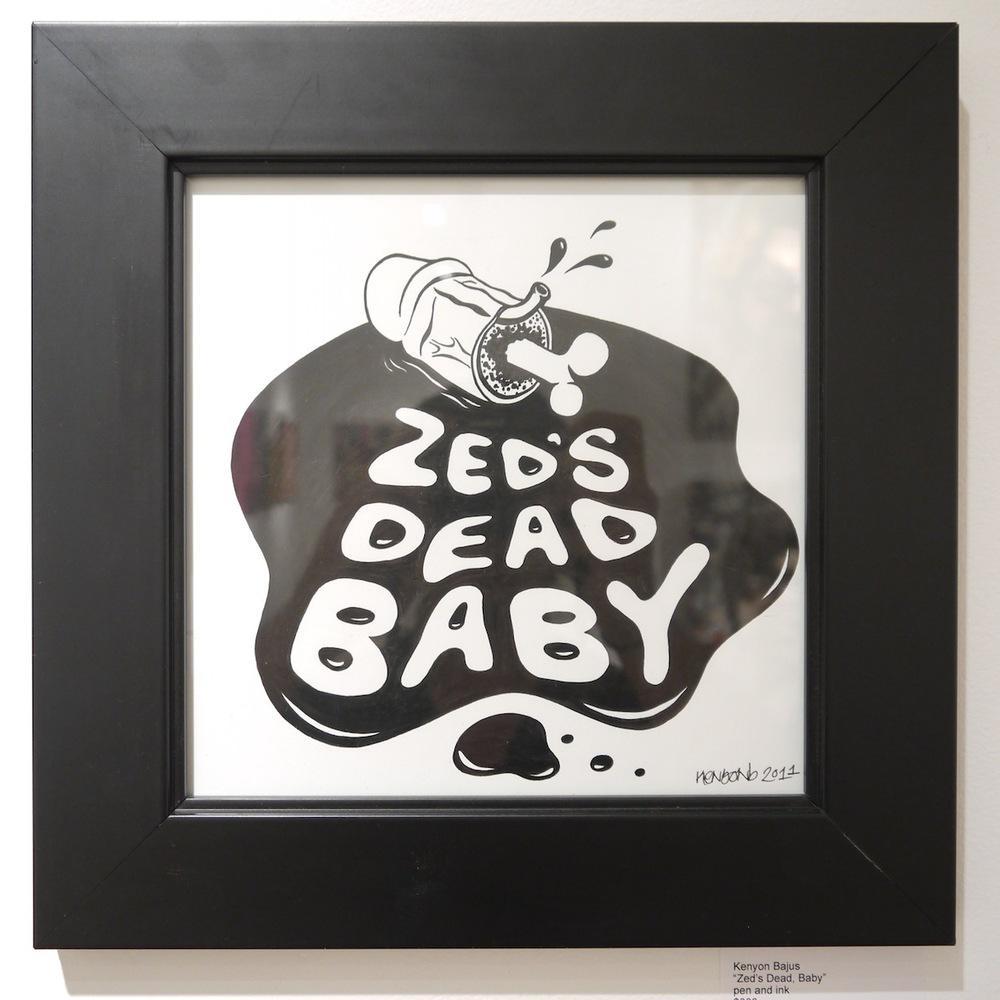 Zed's Dead Baby