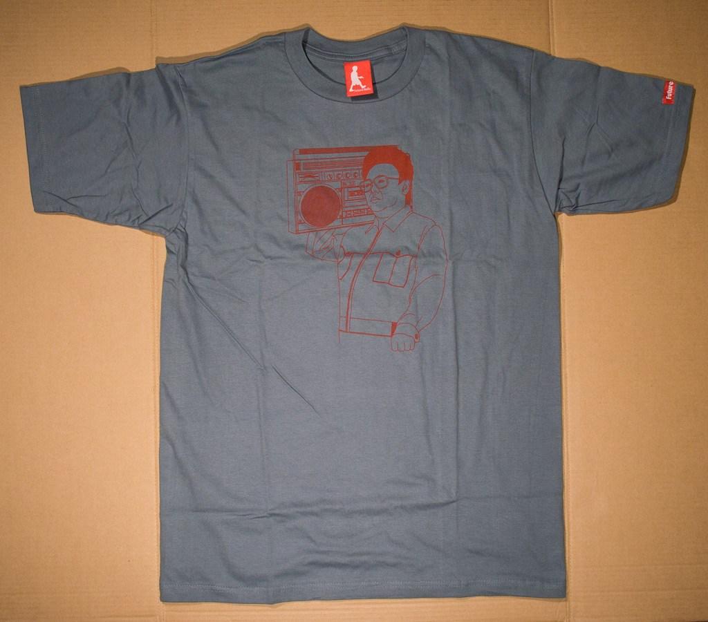 Kim Jong Illin t-shirt